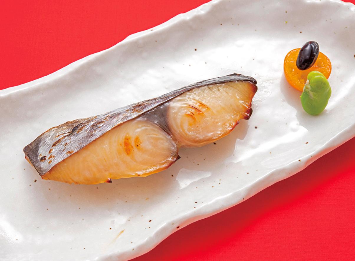 本日の焼魚 さわら西京焼き