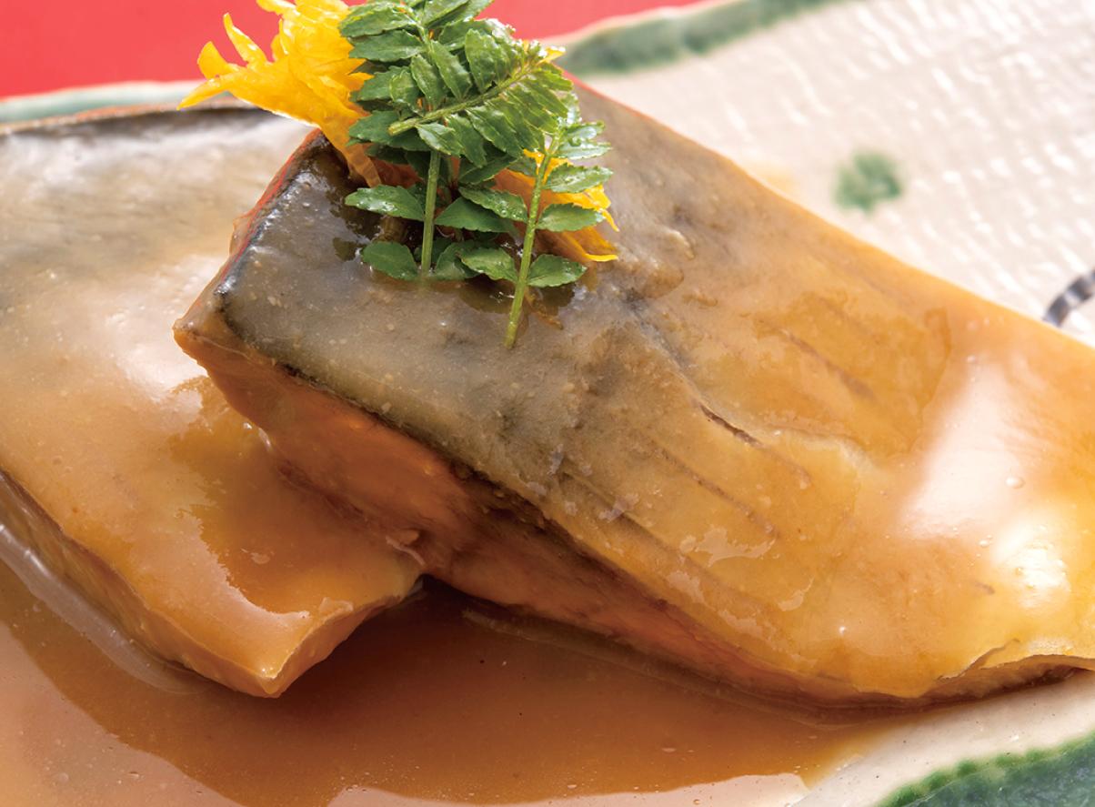 本日の煮魚 さば味噌煮