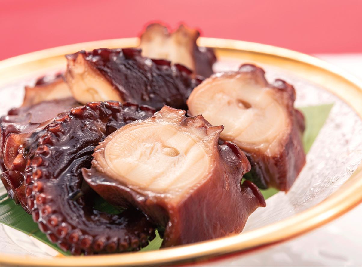 蛸やわらか煮〔冷凍タイプ〕