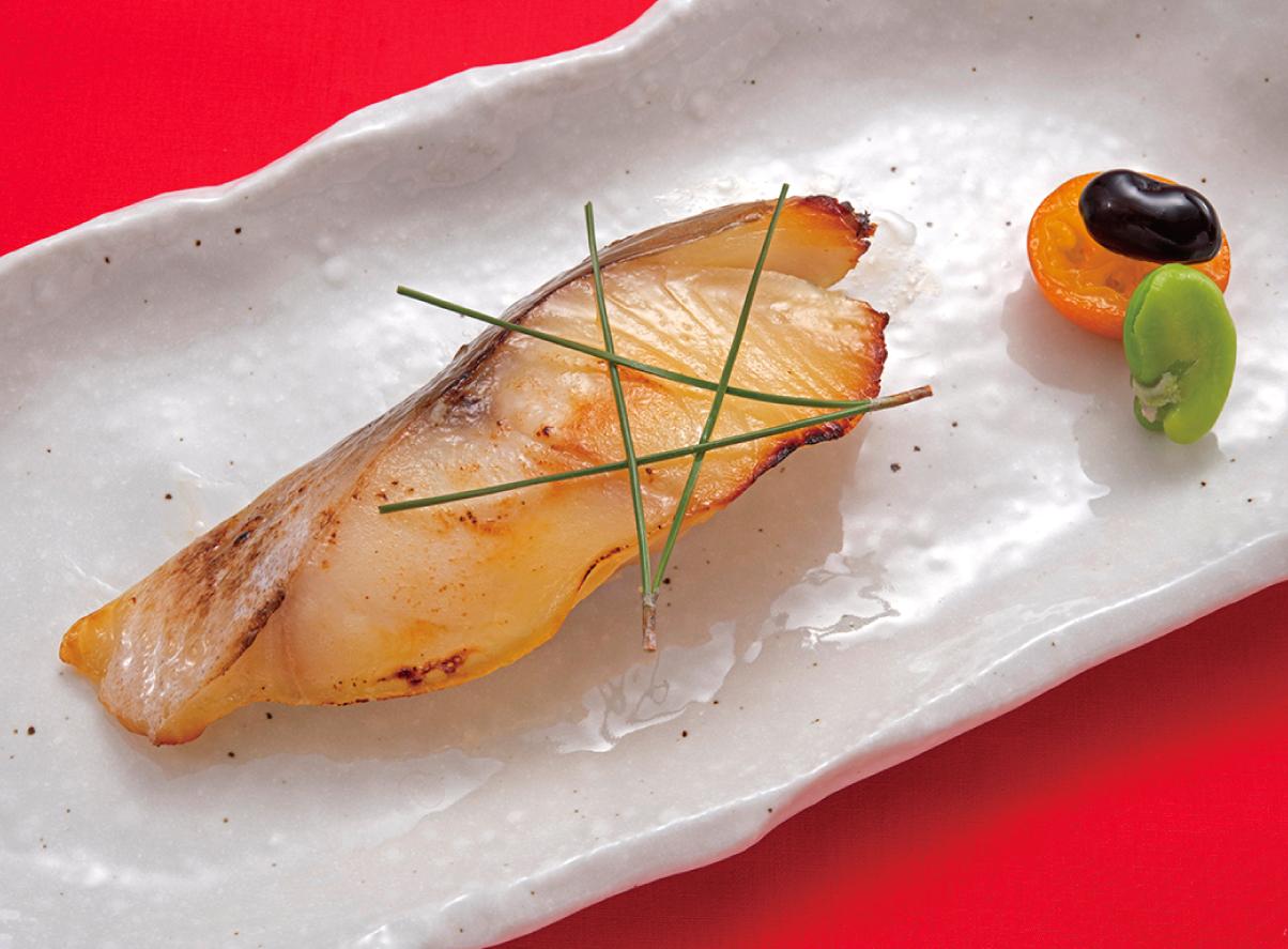 本日の焼魚 銀だら西京焼き(冷凍タイプ)