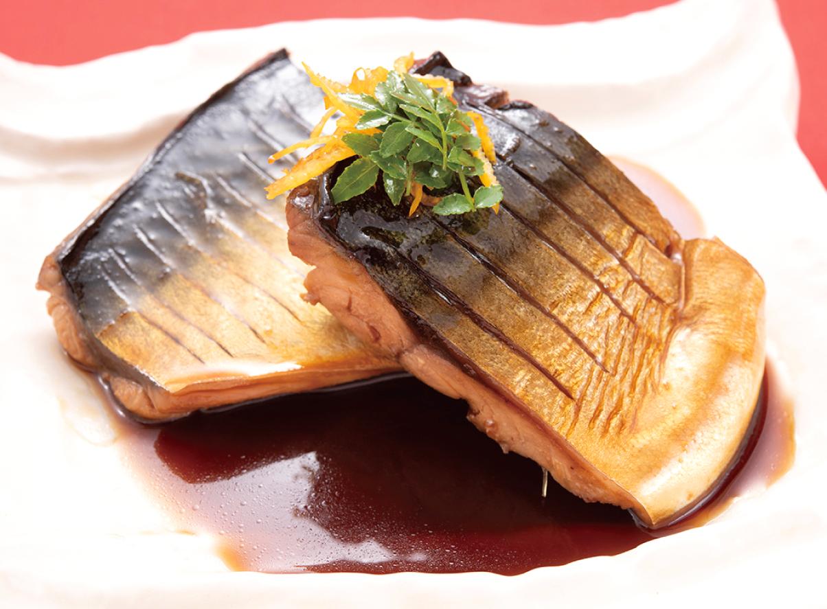 本日の煮魚 さば醤油煮