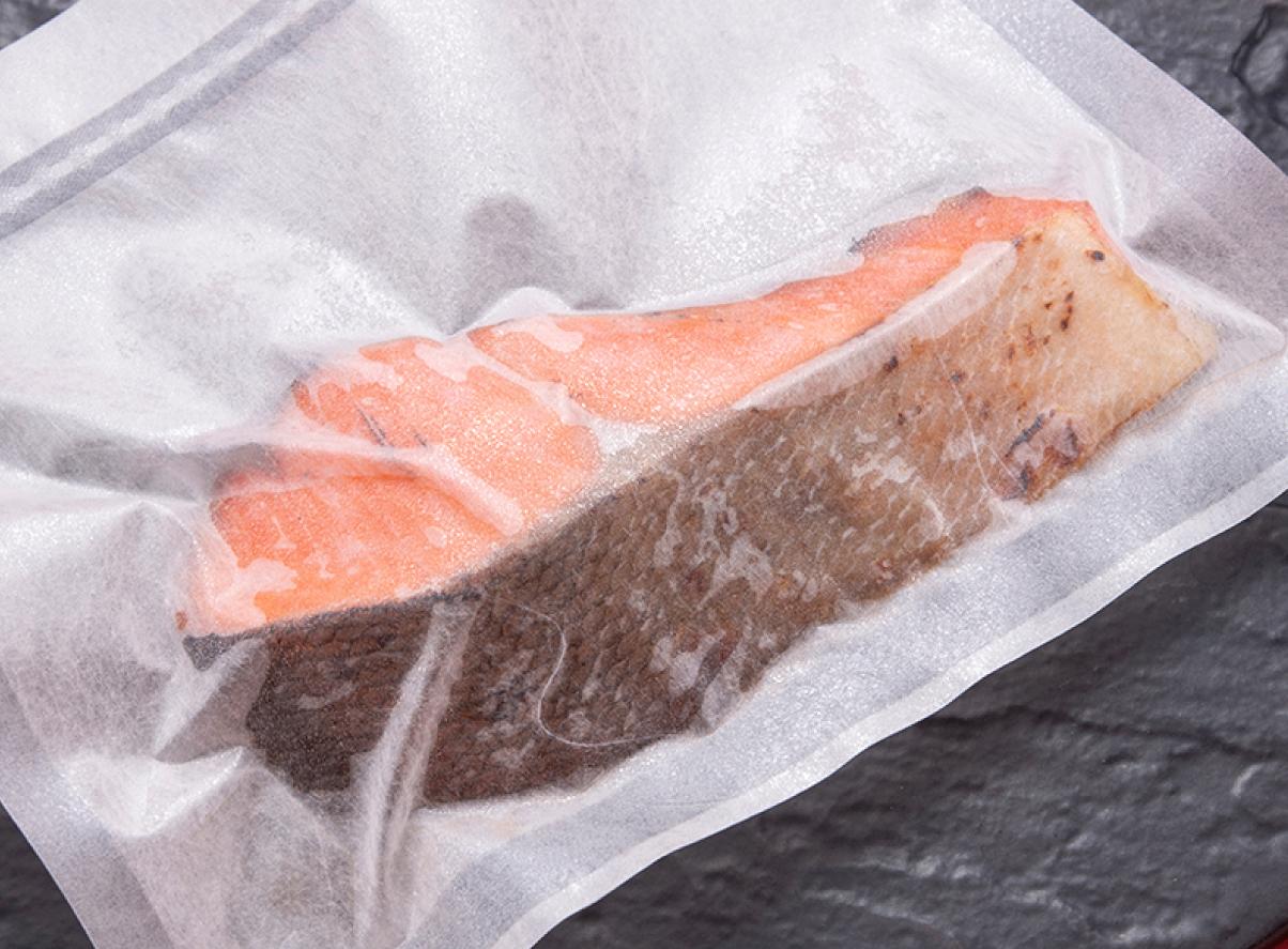 本日の焼魚 紅鮭西京焼き(冷凍タイプ)